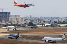 하노이, 노이바이 국제공항 잦은 항공기 타이어 파열 원인 조사 중