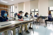하노이: 확진자 발생한 지역의 교육시설 일시 운영 중단 결정