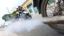 호찌민市, 중고 오토바이 배기가스 검사안 검토 승인