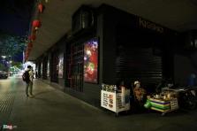 호찌민市, 문닫은 식당들.., 코로나19 긴급 대응