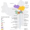 하노이시: 코로나로 봉쇄 지역 3개 추가.., 2/15일 기준 17개 지역