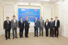 베트남 공안부 장관, 신임 일본 대사에 마스크 1만장 전달