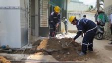 호찌민시 6개 구역에서 향후 2일 동안 물 공급 중단 예상