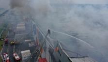 호찌민시: 냐베구에 위치한 한국계 회사에서 대형 화재 발생