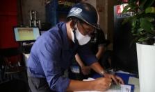 호찌민시: 지금까지 마스크 미착용자 약 800명에 벌금 부과