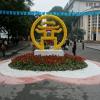 하노이 호안키엠 호수 주변 꽃 축제 행사