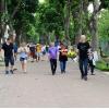 하노이시: 이번 주말부터 호안끼엠 주변 보행자 도로 재개