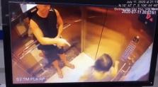 호찌민시: 아파트 엘리베이터에서 여성에 성추행 한 외국인 고소