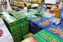베트남, 수요 감소로 맥주 가격 하락.., 음주 단속 영향?