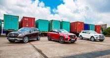 베트남, 6월 자동차 수입 전월 대비 44.5% 급감