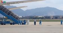 베트남, 한국에서 340명의 자국민 송환.., 다낭 국제공항으로 입국