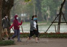 하노이시: 공공장소에서 마스크 착용 규제 강화 예상