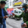 하노이시: 공공장소 마스크 착용 단속 강화