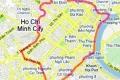 호찌민시, 중심부 진입 차량 통행세 징수.., 34개의 요금 징수 시스템 설치