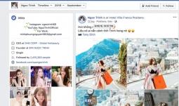 """이슈 메이커 """"란제리 여왕"""" 이번에는 러시아 모델 코스프레로 구설수"""