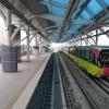 하노이시: 두 번째 지하철 노선 첫 시험 운행