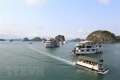 하롱베이: 승무원이 관광객 샤워 장면 몰래 촬영..., 유람선 운행 중단