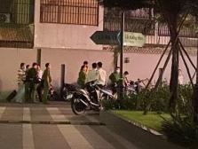 호찌민시: 외국인 남성 아파트에서 추락사.., 경찰 조사 중
