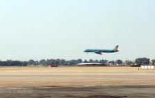 베트남 하노이/호찌민시 국제공항 활주로 1단계 업그레이드 완료