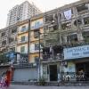 하노이시: 붕괴 위험에 처한 노후 된 아파트 재건축은 언제?