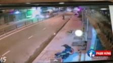 [동영상] 갑자기 날아든 탱크로리에 날벼락.., 2명 사망