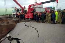 베트남 중부 탱화성, 태풍 영향으로 2명 사망 3명 부상