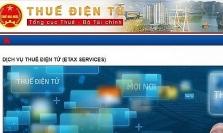호찌민市, 2월 10일부터 통합 e-Tax 시스템 운영