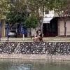 하이증성: 공원에서 키스하다 '벌금'.., 코로나 시대 사회 풍경