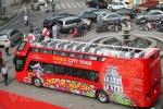 하노이, 8월 1일부터 야간 오픈 투어 버스 운행
