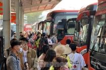 베트남, 민족 최대 명절을 위한 민족 대이동