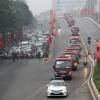 하노이시: 제 13차 공산당 전당대회 시작.., 도로 통제 강화