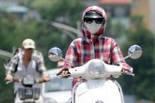하노이, 이번 주 폭염.., '자외선 위험' 경고. 최대 46℃까지도..,