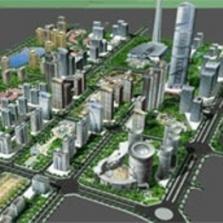 西 호떠이 신도시 개발에 314백만불 투자