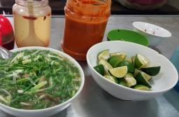 전통적인 쌀국수 - PHO TIN