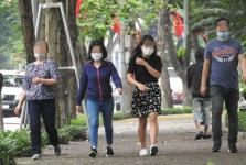 하노이시: 마스크 착용 안 하면 시장/슈퍼마켓 등 공공장소 출입 불가