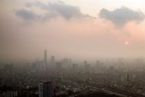 하노이시, 대기오염 수치 높으면 유치원과 초등학교 등교 금지