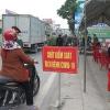 하이퐁시 출입하는 모든 시민들 출입 사유/일정 제시하고 승인 필요