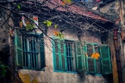 자전거 타고 하노이 가을 풍경 감상하기