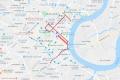 호찌민시, 국제 마라톤으로 시내 중심부 교통 통제.., 12월 7~8일