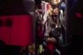 베트남, 민족 대이동.., 규정의 2배 이상 탑승한 버스 '위험한 질주'