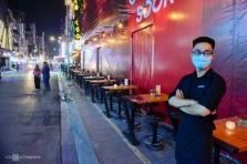 호찌민시: 대중 유흥시설 운영 중단 및 대규모 집회 중단