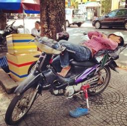 외국인 관광객들에게 신기한  베트남 사람들의 '낮잠' 이모저모