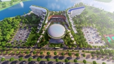 하노이시: 호아락 하이테크파크에 국가혁신센터 착공