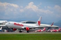하노이, 이륙하던 말레이계 항공사 타이어 폭발로 회항