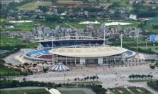 하노이시, 미딩 스타디움 지하에 쇼핑센터 한인타운 인근에 야시장 개발 등
