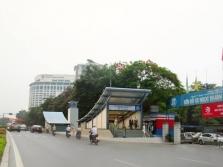 하노이 최초의 지하철 역사 올해 말 완공 예정.., 계속 지연 중