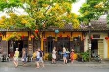 호이안: 6월부터 모든 관광 활동 재개