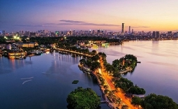 아시아 최고의 신혼 여행지  톱10.., 베트남 하노이 1위, 냐짱 10위