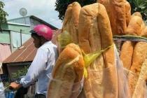신기한 음식 톱-15, 베트남 '거대한 빵' 선정