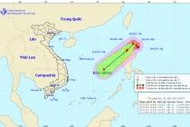태풍 '갈매기' 이동 중.., 북부 지역 쌀쌀, 중부지역 폭우 예보